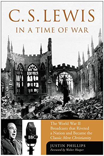 Image of C.S. Lewis In A Time Of War