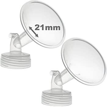 Nenesupply Compatible Flange for Spectra S2 Spectra S1 Spectra 9 Plus Breastpump. Made by Nenesupply. Not Original Spectra Pump Parts Not Original Spectra S2 Accessories Not Original Spectra Flange