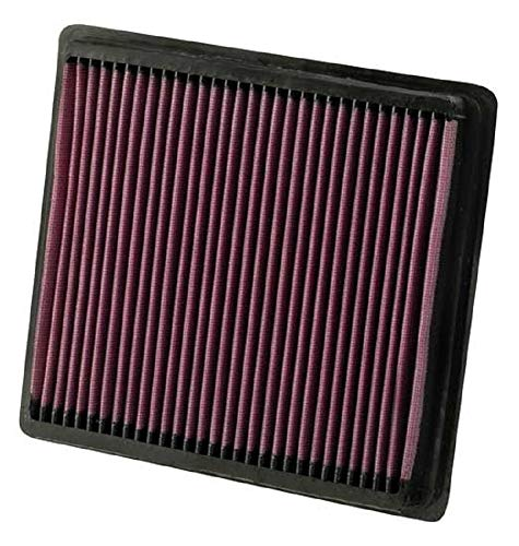 K&N Engine Air Filter: High Performance, Premium, Washable, Replacement Filter: Compatible with 2007-2015 LANCIA/CHRYSLER/DODGE (Flavia, 200, Sebring, Avenger), 33-2373