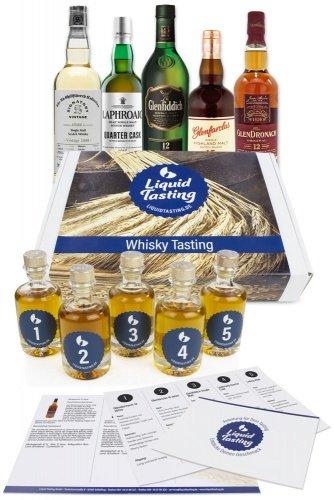 Whisky Tasting Single Malt Beginner