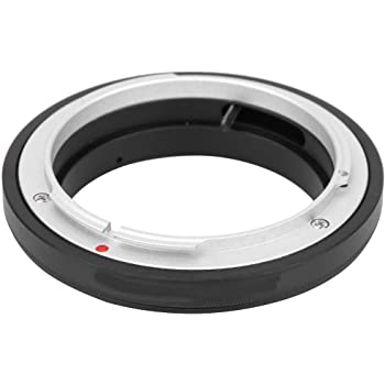 Yoidesu Lens Mount Adapter,Lens Adapter Ring for Canon FD Mount Lens to M4//3 Mount Camera