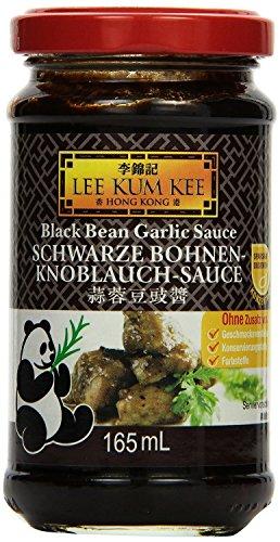 Lee Kum Kee - Zwarte Bonensaus Met Knoflook - 210 g
