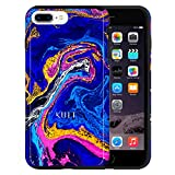 Kult Funda iPhone 7 Plus, 8plus, 7+, 8+ Design: Pandoras Box, Caso para Case For iPhone 7+, 8+, Designer Luxury Fashion Cover [Anti-Rasguño Protección de Esquina Protector Completo]