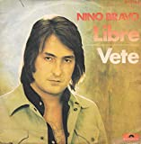 Nino Bravo - Libre / Vete - Polydor - 20 62 084