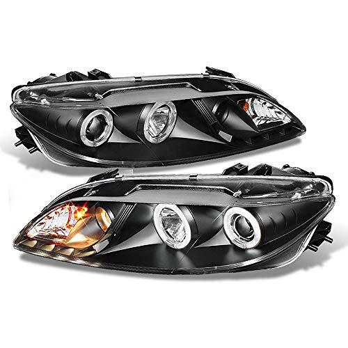 06 mazda 6 halo headlights - 2