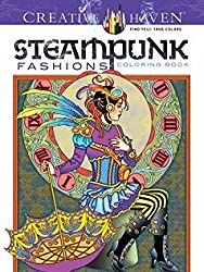 Creative Haven Steampunk Fashions