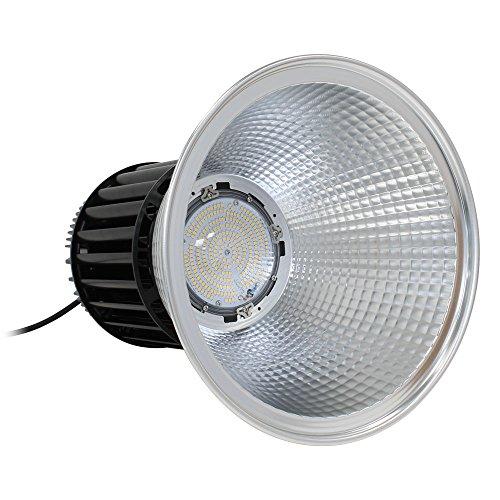fastconLIGTHS LED Hallentiefstrahler SMD 200 Watt Ersatz HQL HQI NAV bis 23.000 Lumen High Bay