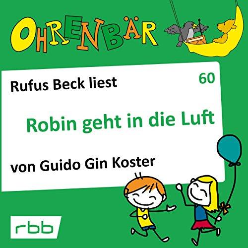 Robin geht in die Luft cover art