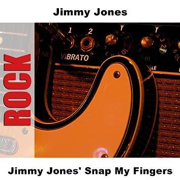 Jimmy Jones' Snap My Fingers
