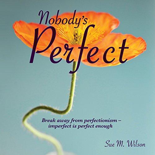 Nobody's Perfect audiobook cover art