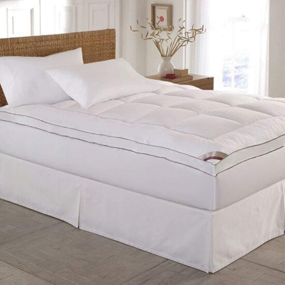 kathy ireland Home Essentials Dallas Mall 233 Fiber Count Matt Cotton Time sale Thread
