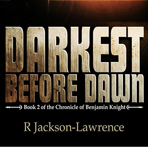 Darkest Before Dawn audiobook cover art
