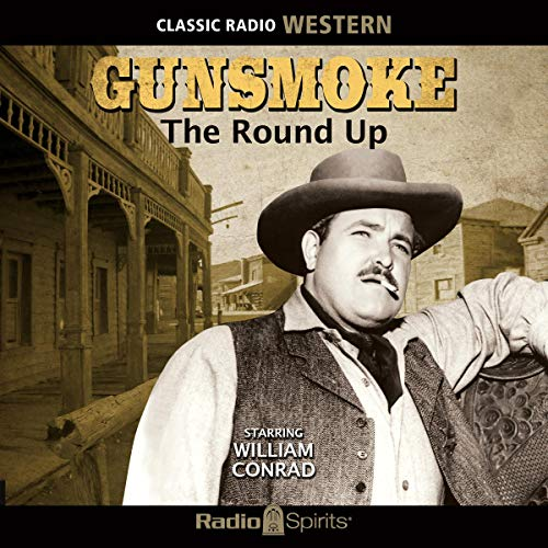 Gunsmoke: The Round Up cover art