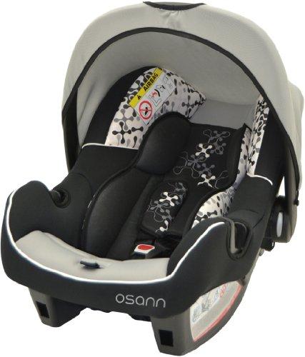 Multifunktionale Babyschale BeONE SP mit Schaukelfunktion von Osann