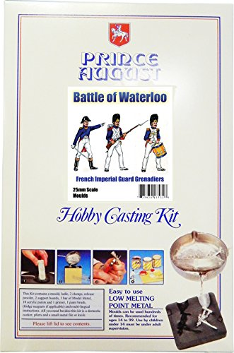 Prince August Hobby Jetant Value kit de démarrage–French Grenadiers Pa13531
