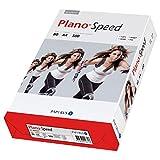 Papyrus 88113572 Drucker-/Kopierpapier PlanoSpeed: 80 g/qm², A4, weiß, 500 Blatt - staufreies Drucken auf allen Geräten