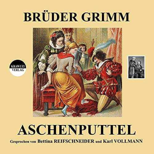 Aschenputtel audiobook cover art