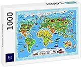 Lais Puzzle Mapa del Mundo en español 1000 Piezas