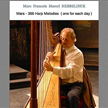 March: 366 Harp Melodies (One for Each Day)