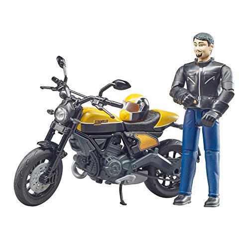 Bruder 63053 Bworld Scrambler Ducati Full Throttle