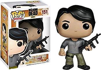 FunKo POP TV  Walking Dead - Prison Glenn Toy Figure