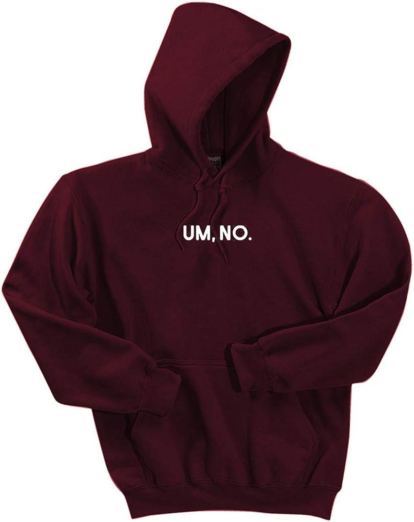INK STITCH Unisex 12500 Um, No DryBlend Pullover Hoodie Sweatshirts - Multicolors