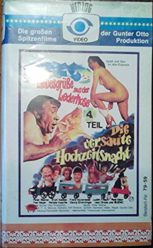 Liebesgrüße aus der Lederhose 4 - Die versaute Hochzeitsnacht (1978)