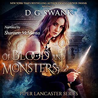 Of Blood and Monsters cover art