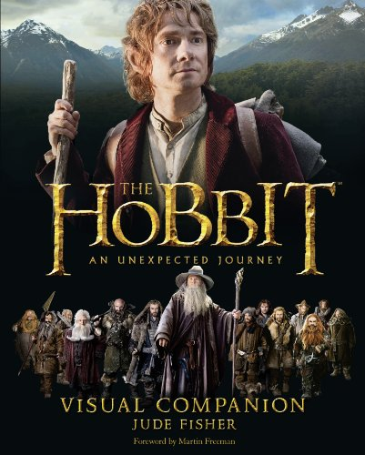 Visual Companion (The Hobbit: An Unexpected Journey) (The Hobbit Visual Companions Book 1) (English Edition)