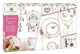 Kit de loisir créatif enfant - Attrape Rêves Géants - 5 Projets - DIY - Dream Box Collector - Dès 8 ans - Sycomore - CRE5240