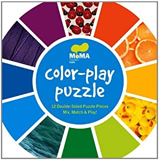 Best moma color play puzzle Reviews