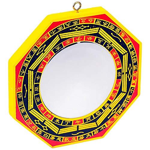 Bagua Spiegel konvex - 13x13 cm