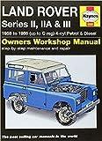 Land Rover Series II, IIa & III Petrol & Diesel Se: 58-85