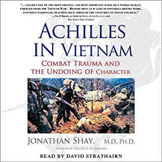 Achilles in Vietnam audiobook cover art