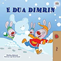 I Love Winter (Albanian Children's Book) (Albanian Bedtime Collection)