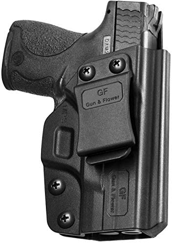 M P Shield 9mm Holster IWB Polymer Concealed Carry M P Shield Holster for M P Shield 40 3 1 product image