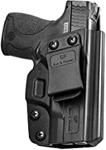 M&P Shield 9mm Holster, IWB Polymer Concealed Carry M&P Shield Holster for M&P Shield .40 3.1''   Smith and Wesson M&P Shield 9mm Accessories   Adj. Cant & Retention   Gun Holsters