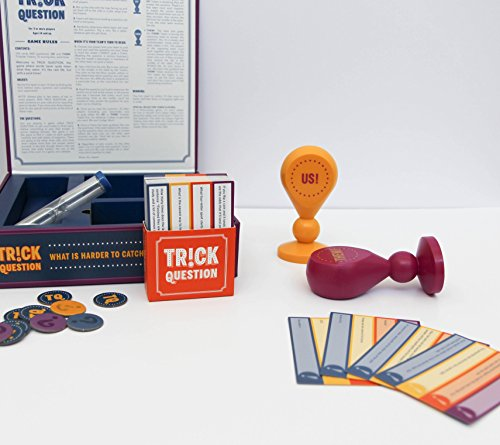 Trick Question: The Clever Game of...