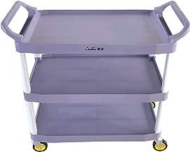 Z GRILLS 3-Shelf Rolling Service Cart