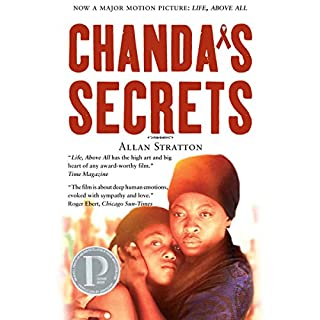 Chanda's Secrets cover art