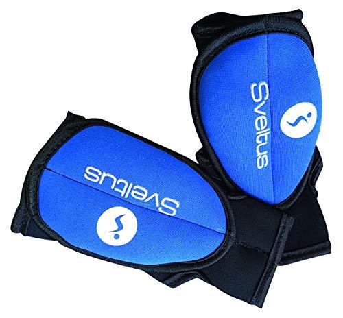 Sveltus Pilox Handschuhe, 2 x 500 g, Unisex, Erwachsene, Blau