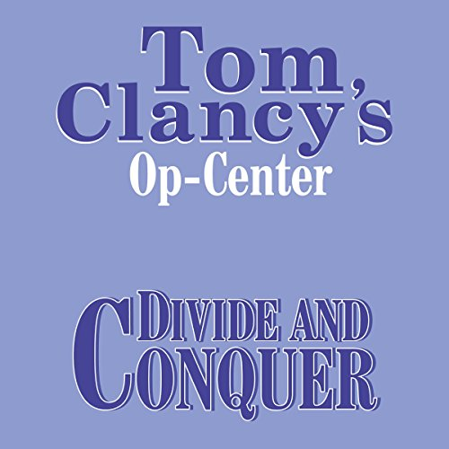 Divide and Conquer audiobook cover art