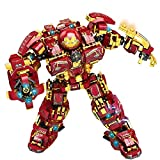 WSKL 1450PCS City Armor Robot Bloques de construcciónLadrillosMilitaresJuguetes Hombre para niños