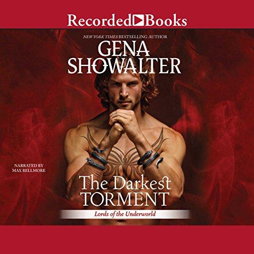 The Darkest Torment audiobook cover art
