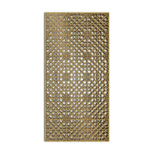 Fantastic Prices! NISH! Decorative Carved MDF Wood Wall Panels for Room Partition, Screen, Divider, ...