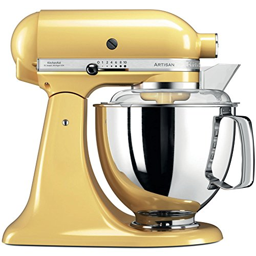KitchenAid 144272 Artisan 5KSM175PSEMY, 300 W, Jaune