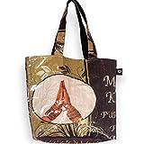 Shakti Milan Henkeltasche Namaste | Handtasche Upcycled Tasche recycled Reissack Tragetasche...