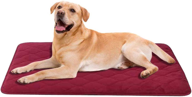 Dog Baby Pet Mat Warm Atmosphere Convenient Breathable Antibacterial Pet Sleeping Pad Car Dog Mat