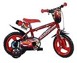 "Dino Bikes 412UL-CS3 Cars 3 12"" Bike, Red, 77 cm × 16.2 cm × 41.2 cm"