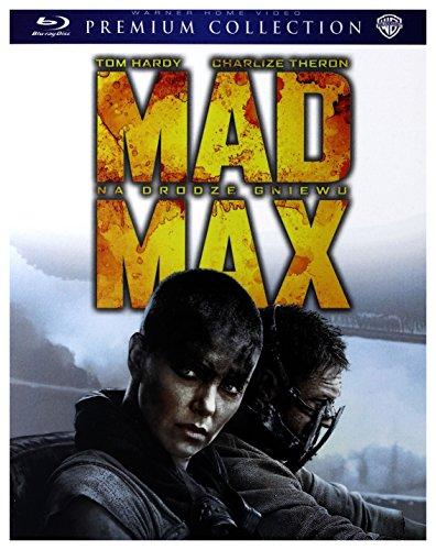 Mad Max: Fury Road [Blu-Ray] (English audio. English subtitles)